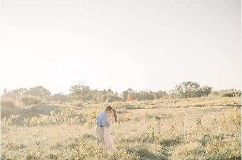 Lancaster PA Woodsy and Whimsical Engagement Session